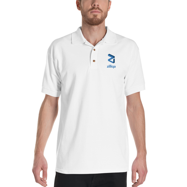 Zilliqa – Men's Polo Shirt