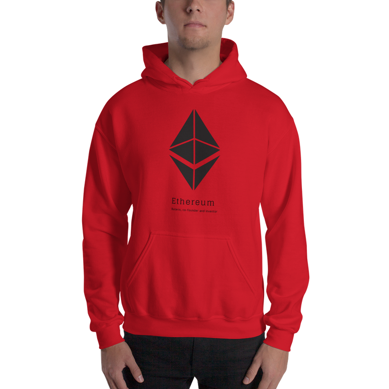 Buterin, co-founder and inventor - Men's Hoodie
