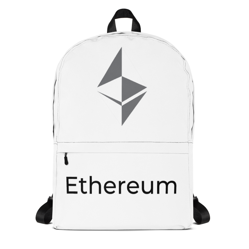 Ethereum surface design - Backpack