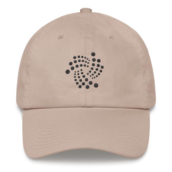 Iota floating design - Baseball Cap