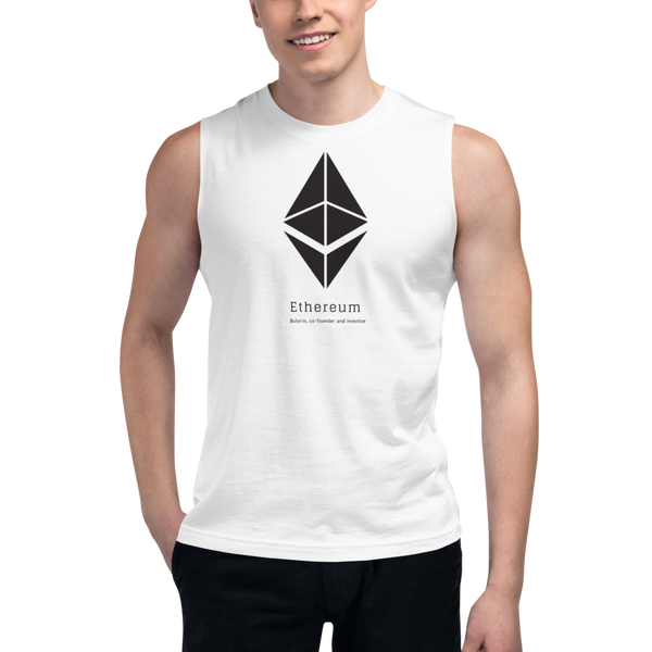 Buterin, co-founder and inventor – Men's Muscle Shirt