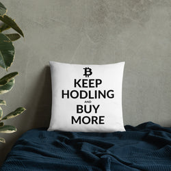 Keep hodling - Pillow