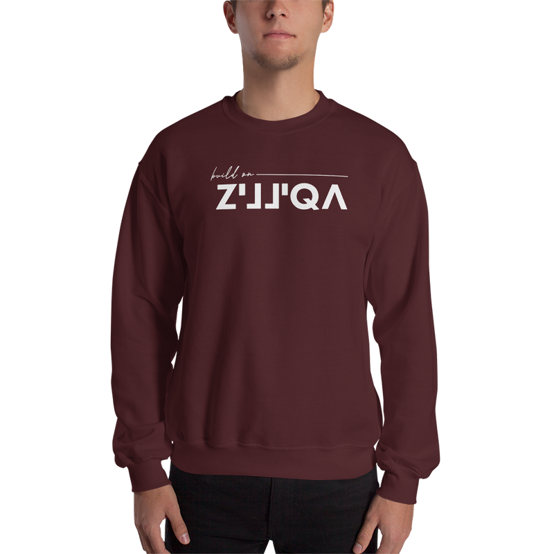Build on Zilliqa - Men's Sweatshirt