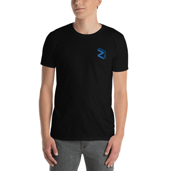 Zilliqa - Men's Embroidered T-Shirt