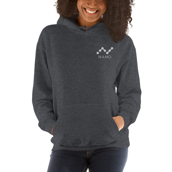 Nano – Women's Embroidered Hoodie