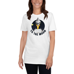 Ethereum to the moon - Women's T-Shirt