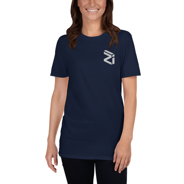Zilliqa – Women's Embroidered T-Shirt