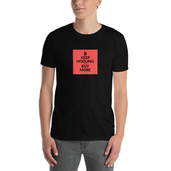 Keep hodling - Men's T-Shirt