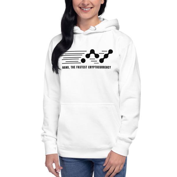 Nano, the fastest – Women's Pullover Hoodie