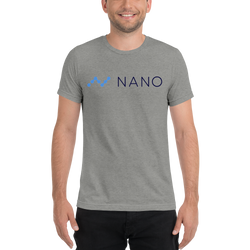 Nano – Men's Tri-Blend T-Shirt
