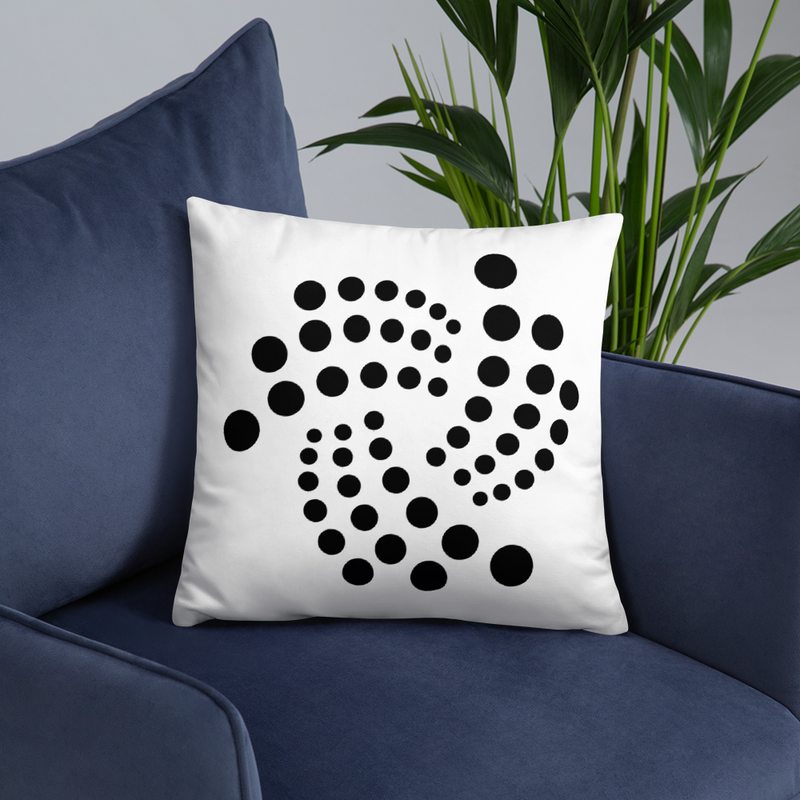 Iota floating - Pillow