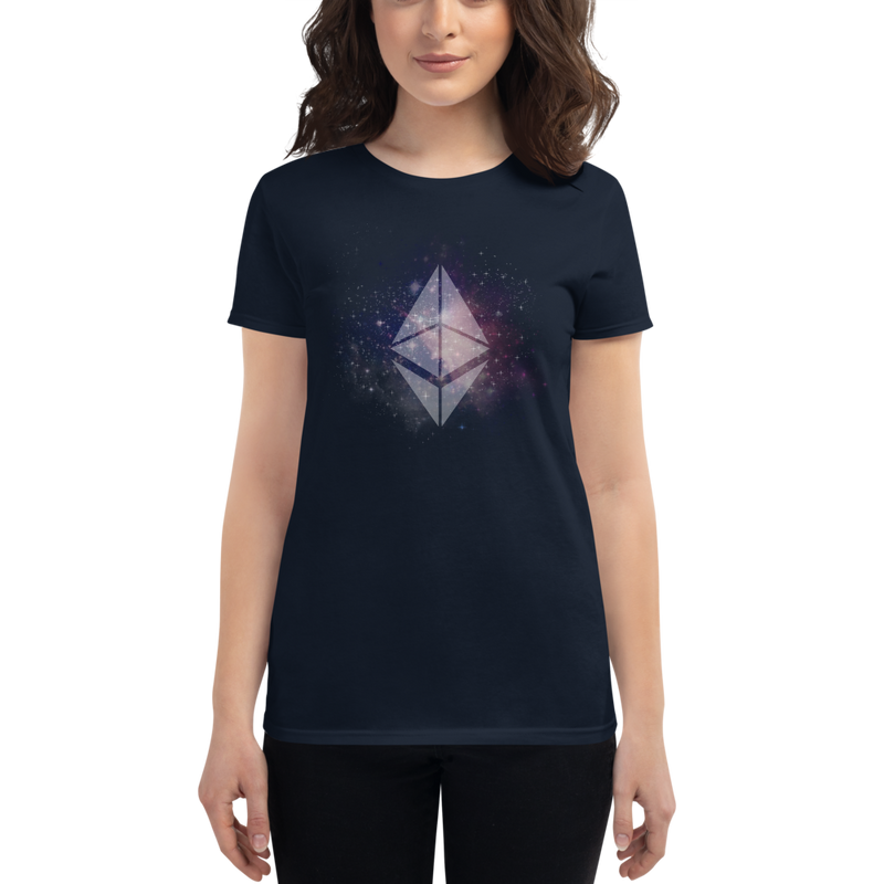 Ethereum universe - Women's Short Sleeve T-Shirt