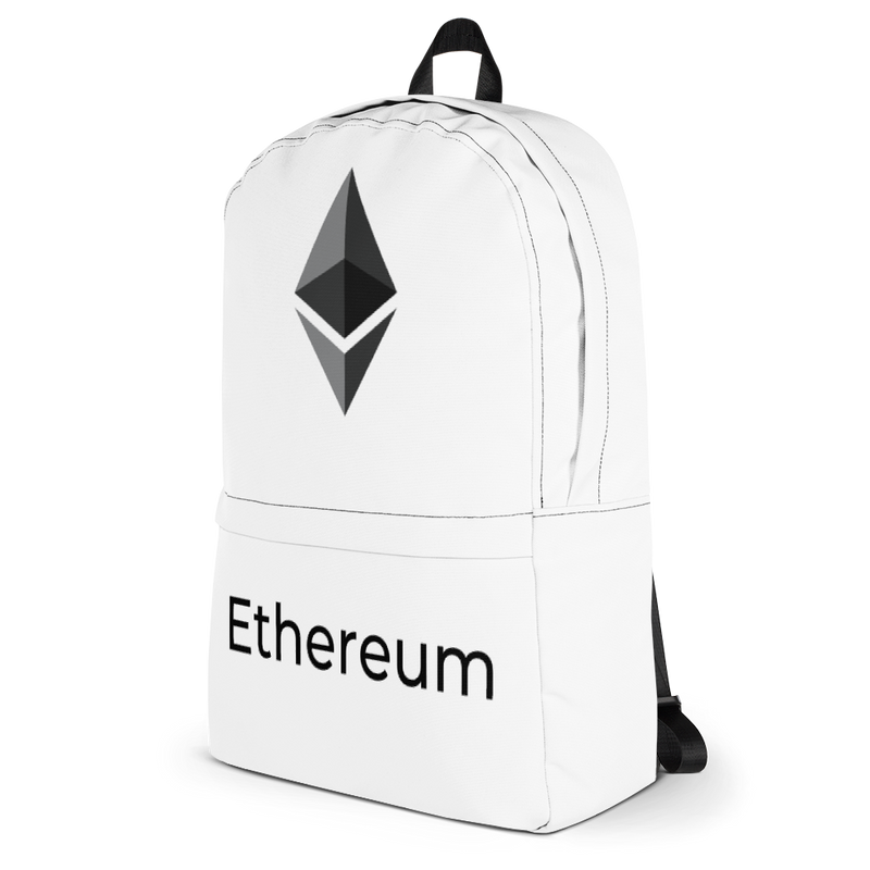 Ethereum logo - Backpack