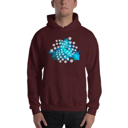 Iota color cloud - Men's Hoodie