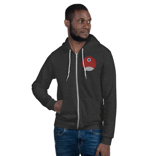 pTokens Men embroidered Hoodie