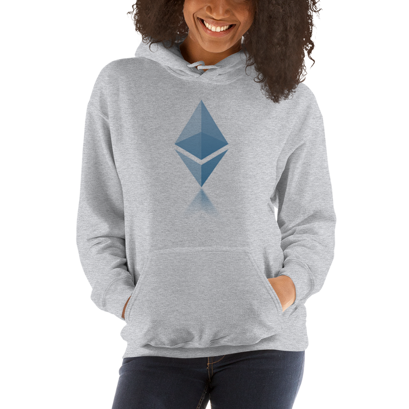 Ethereum reflection – Women's Hoodie