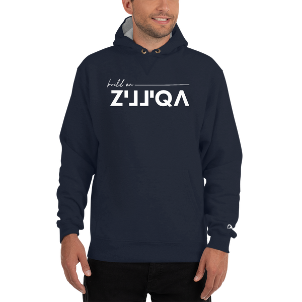 Build on Zilliqa - Men's Premium Hoodie