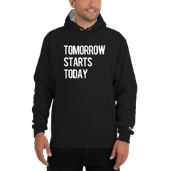 Tomorrow starts today (Zilliqa) – Men's Premium Hoodie