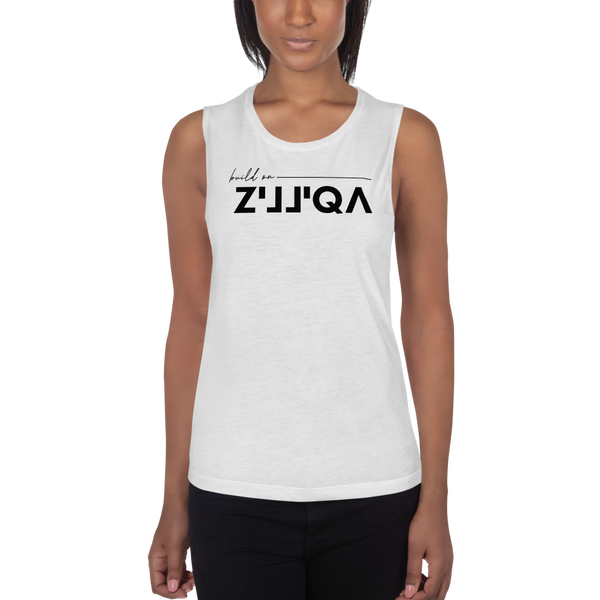 Build on Zilliqa – Women's Sport Tank