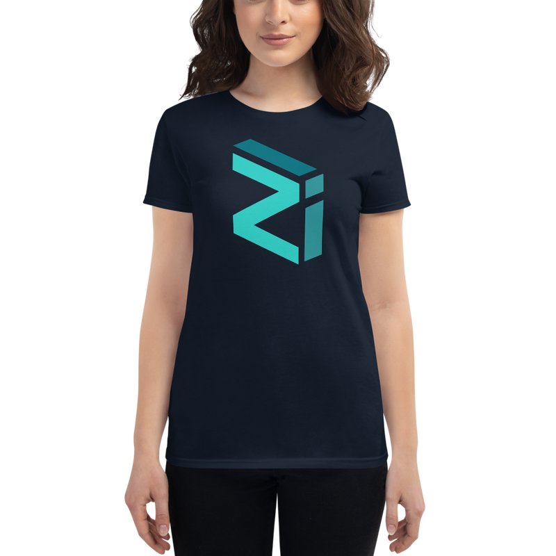 Zilliqa – Women's Short Sleeve T-Shirt