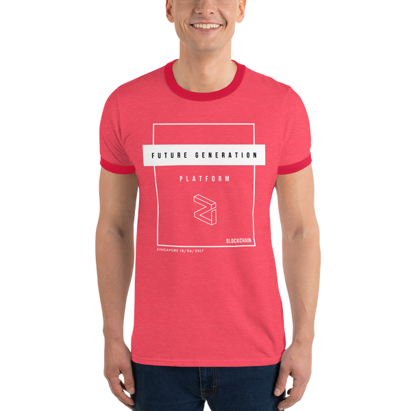 Future Generation (Zilliqa) - Men's Ringer T-Shirt