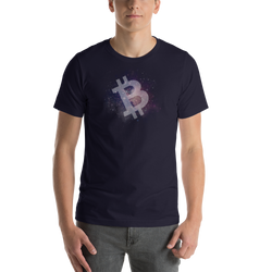 Bitcoin universe - Men's Premium T-Shirt