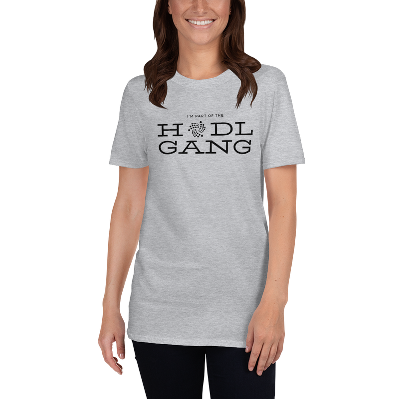 Hodl gang (Iota) - Women's T-Shirt