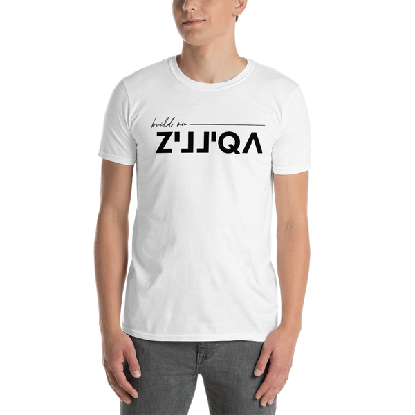 Build on Zilliqa - Men's T-Shirt