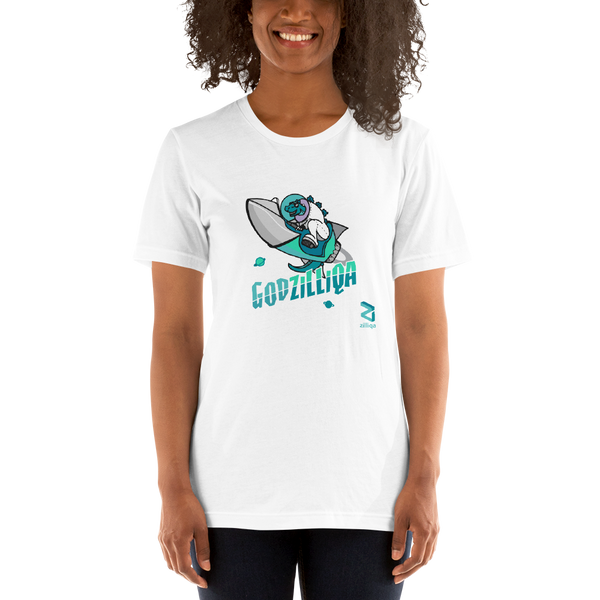 Godzillliqa Short-Sleeve Woman T-Shirt