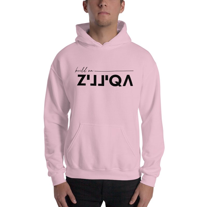Build on Zilliqa – Men's Hoodie