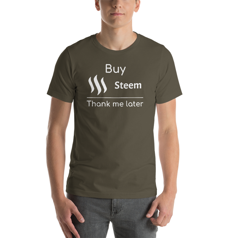 Buy Steem – Men's Premium T-Shirt