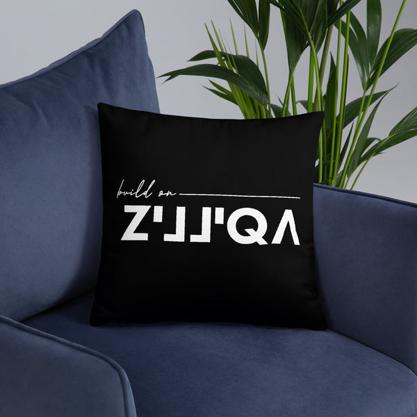 Build on Zilliqa - Pillow