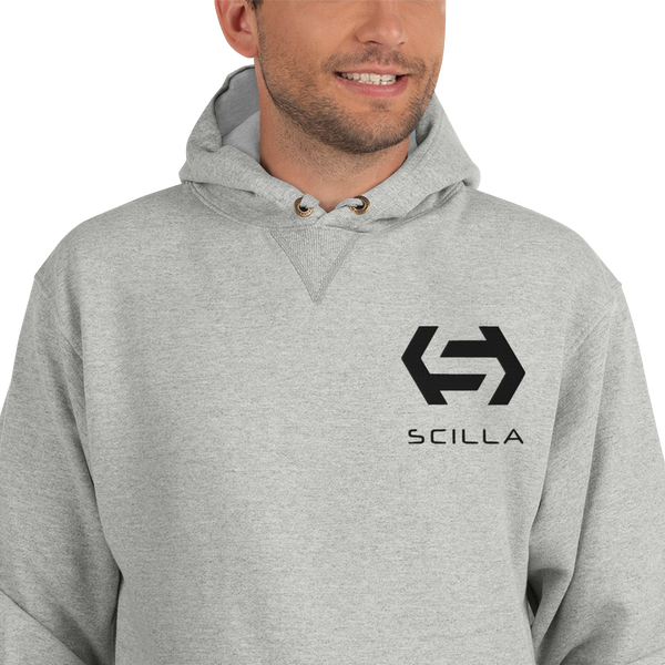 Scilla – Men's Embroidered Premium Hoodie