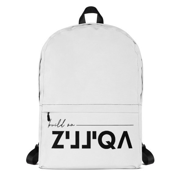 Build on Zilliqa - Backpack