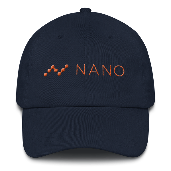 Nano - Baseball Cap (Orange)