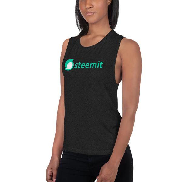 Steemit – Women's Sports Tank