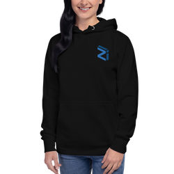Zilliqa – Women's Embroidered Pullover Hoodie