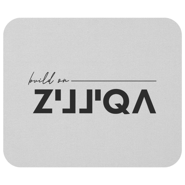 Build on Zilliqa - Mousepad