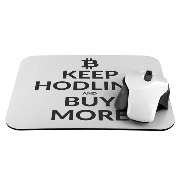 Keep hodling - Mousepad