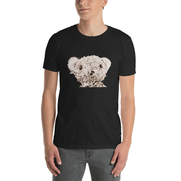 Liquorstore Bear Ready for My Closeup T-shirt