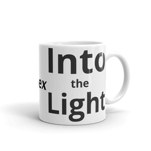 """INTO THE LIGHT"" MUG"