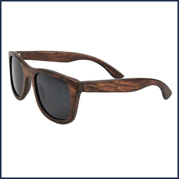 7853 Polarized Wooden Sunglasses – UNISEX