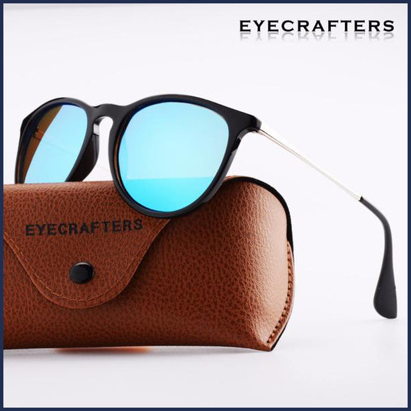 Polarized Retro Vintage Cat-Eye