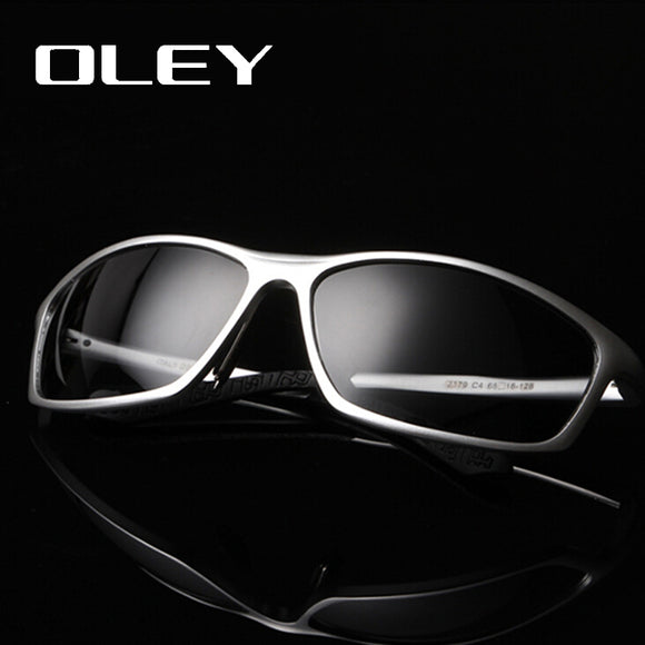 Y1068 Aluminum Magnesium Men's Driving Sunglasses