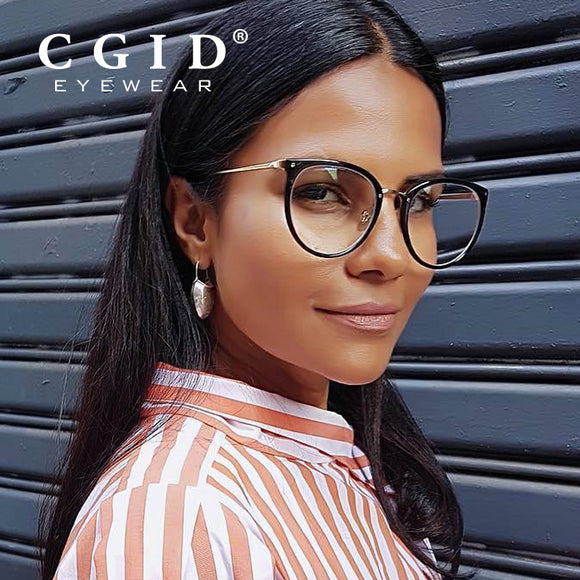 CGID CT10 Fashion Computer Glasses - Women's