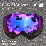COPOZZ GOG-2181 Replacement/Add-on Lens