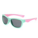 S845 SUNRUN Kids TR90 Polarized Sunglasses