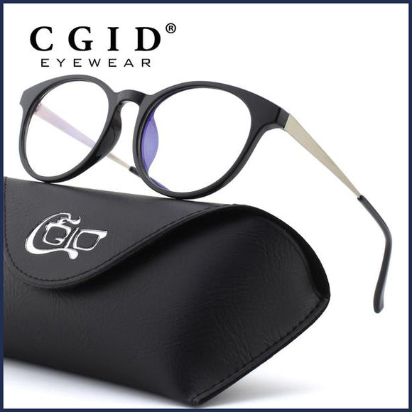 CGID CT28 Transparent Computer Glasses