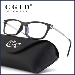CGID CT35 Transparent computer glasses