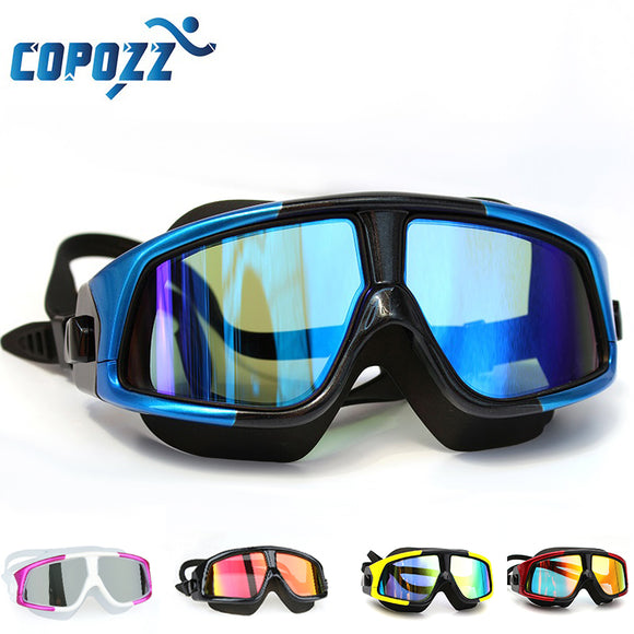 COPOZZ GOG-3610 Waterproof anti-fog swim goggles
